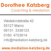 Dorothee Katzberg Coaching & Mediation